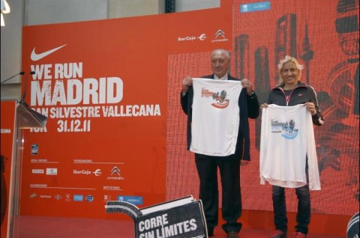 Camiseta San Silvestre Vallecana 2011