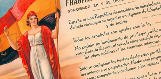 Constitución II Republica Española