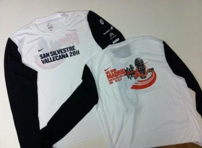 San Silvestre Vallecana 2011 - Camiseta Hombre