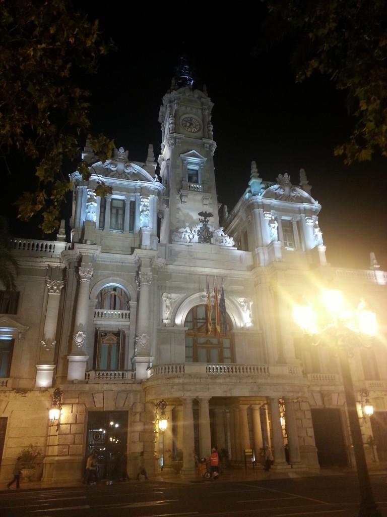 Ayuntamiento de Valencia - Maratón 2012