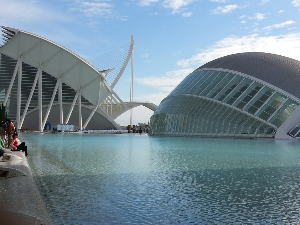 Despedida Maratón Valencia 2012 - Ciudad de las artes y las ciencias