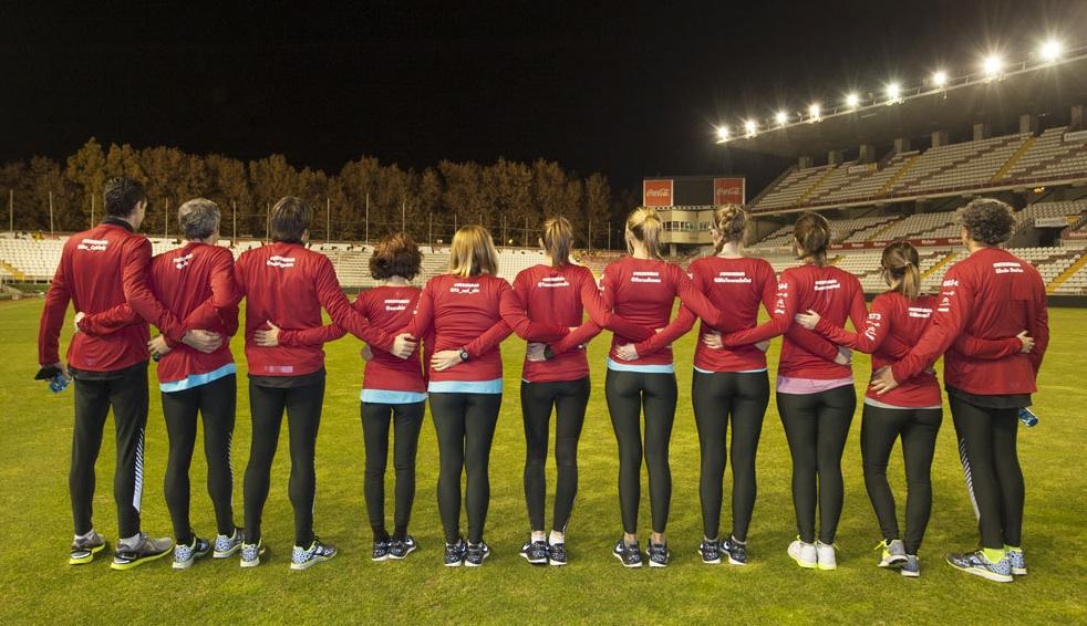 Personalización Camiseta San Silvestre Vallecana 2013 (espalda)